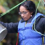 Lena Azeez from Watershed Watch Salmon Society